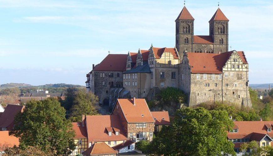Collegiate Church Quedlinburg's Castle | viajeras.com