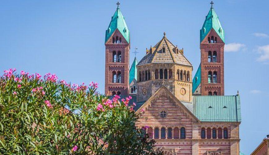 Speyer Roman Cathedral | viajeras.com