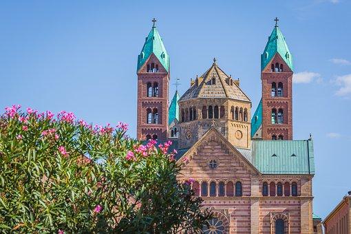 Speyer Roman Cathedral   viajeras.com