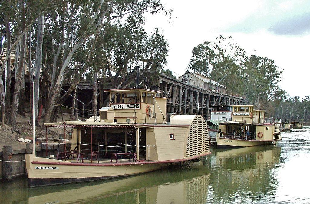 Travel to Echuca in Australia | viajeras.com