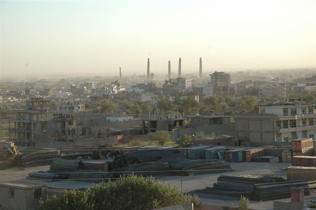 Travel to Herat in Afghanistan | viajeras.com