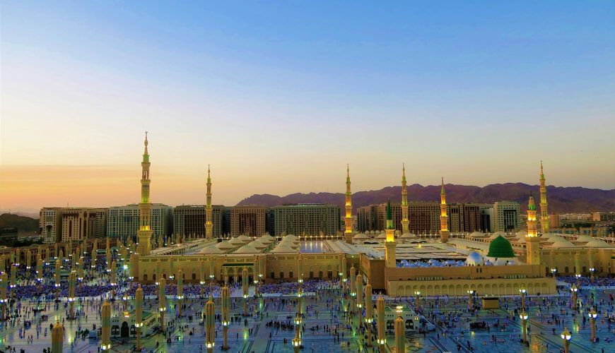 Travel to Medina in Saudi Arabia | viajeras.com