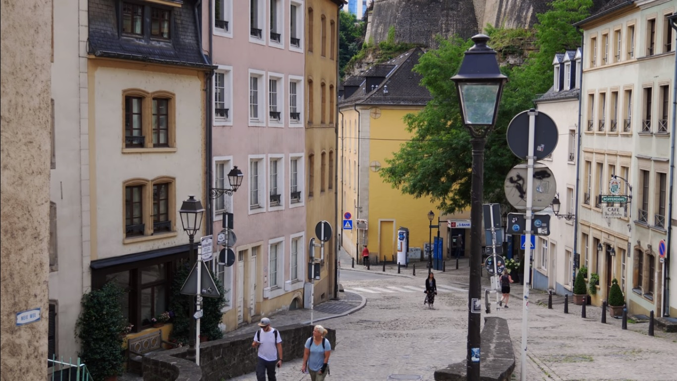 Travel to Luxembourg | viajeras.com
