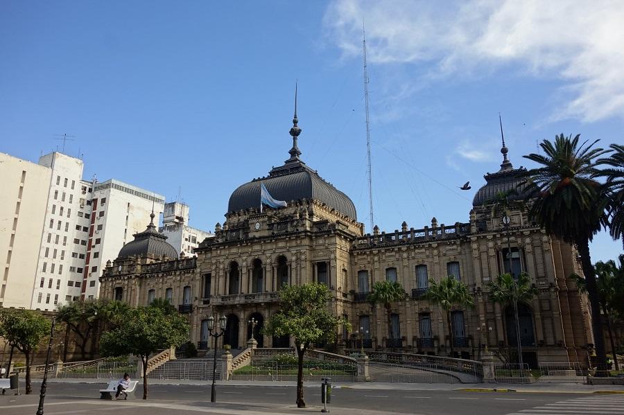 Travel to San Miguel de Tucuman