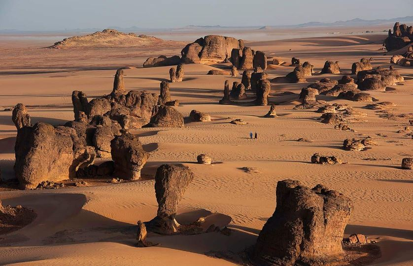 Travel to Tamanrasset in Algeria | viajeras.com