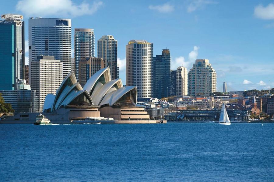 Travel to Sydney in Australia   viajeras.com