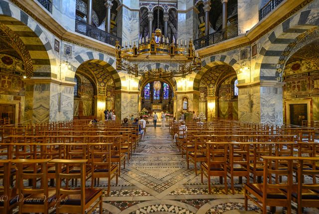 Aquisgrán, de capilla a catedral del imperio carolingio | viajeras.com