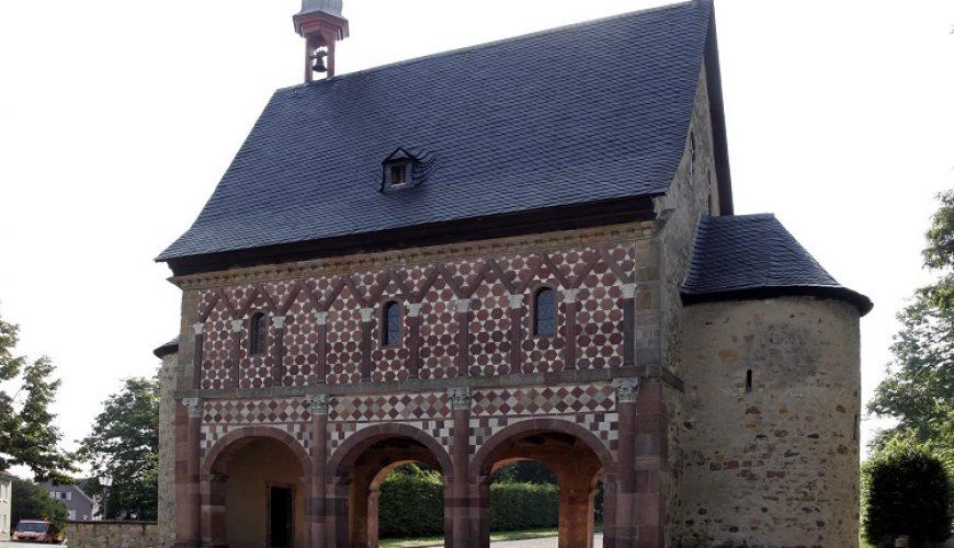 Iglesia medieval de Lorsch en Alemania | viajeras.com