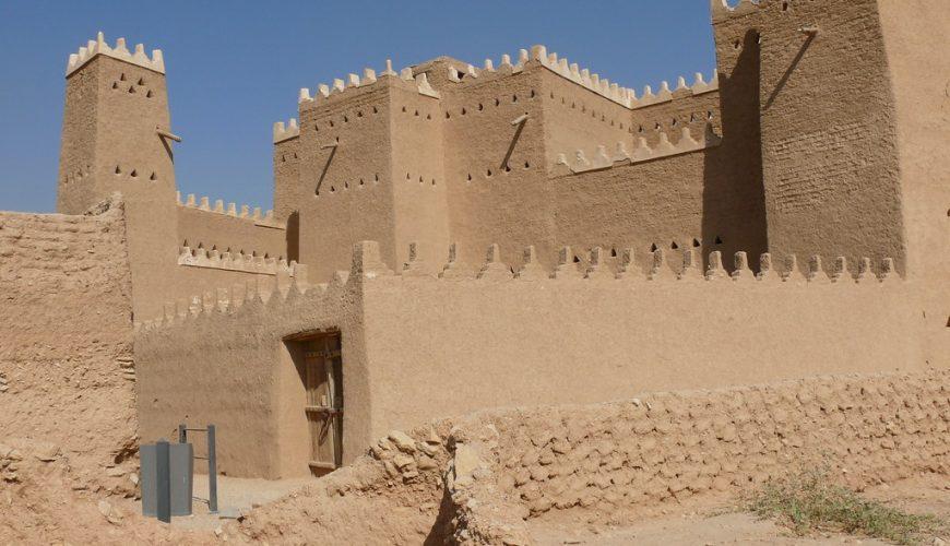 Distrito de At Turaif en ad Diriyá | viajeras.com