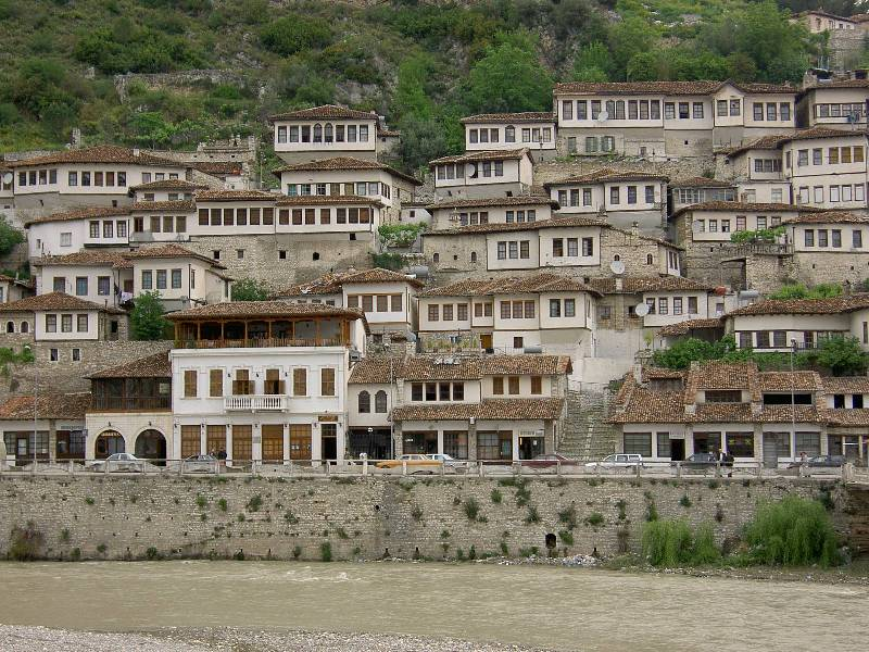 Centros históricos de las ciudades Berat y Gjirokastra | viajeras.com