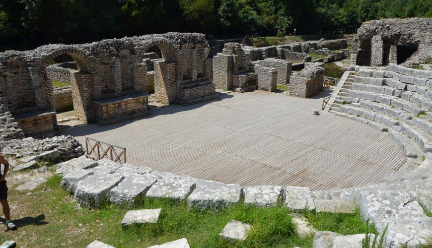 Ciudad prehistórica de Butrint | viajeras.com