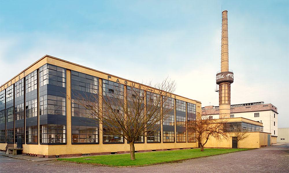 Fábrica Fagus en Alfeld   viajeras.com