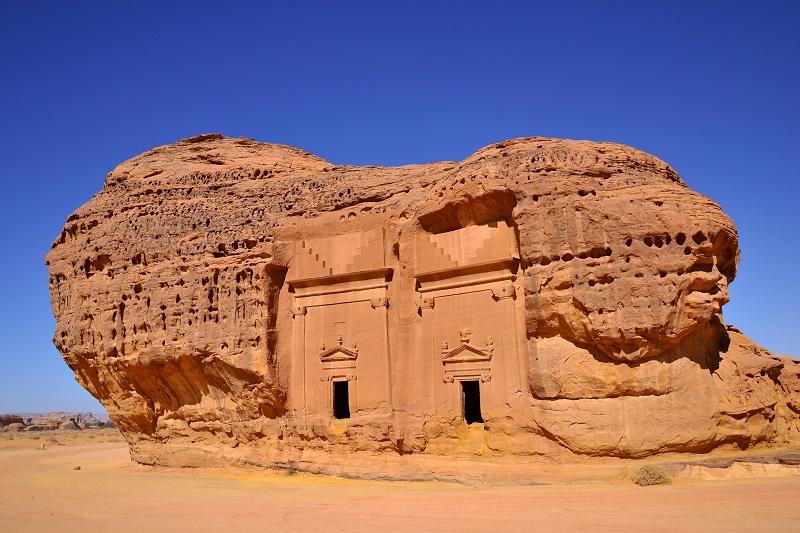 Sitio arqueológico de Al-Hijr | viajeras.com
