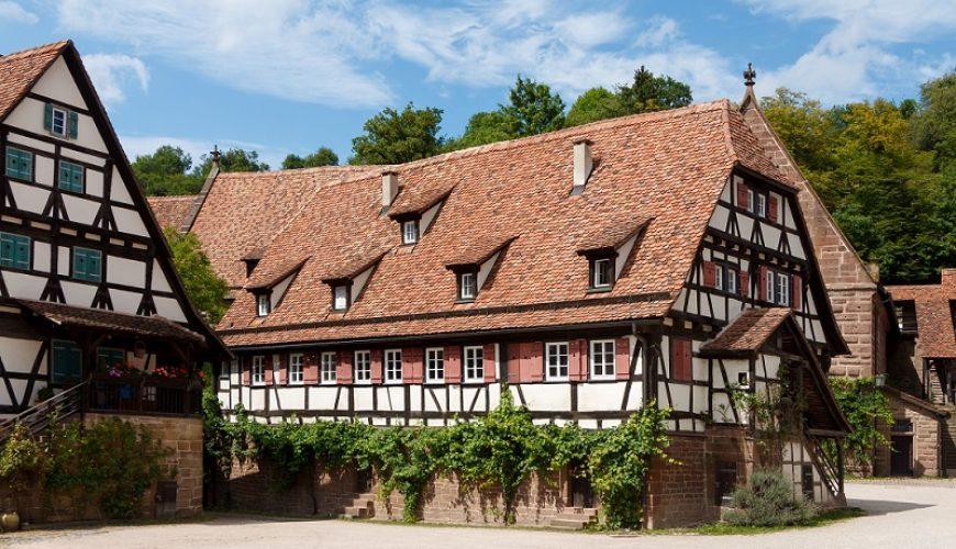 Casa de Sacerdotes Monasterio de Maulbronn