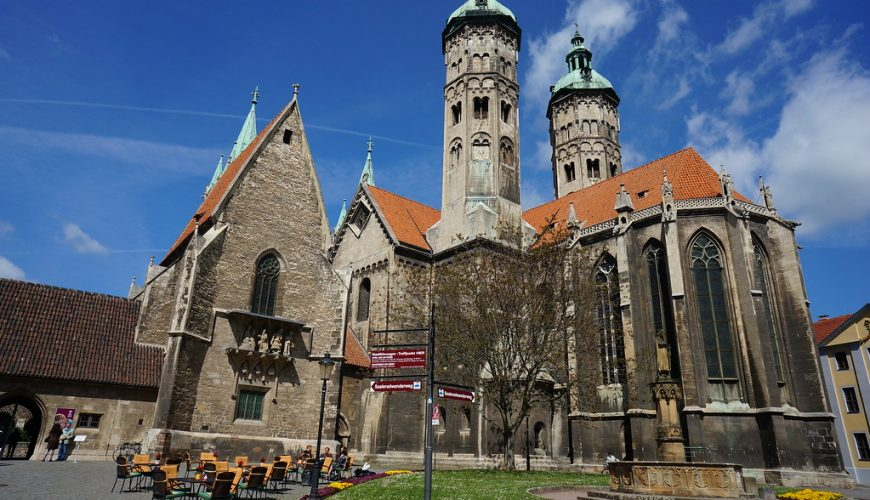 La catedral de Naumburg | viajeras.com