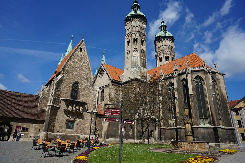 La catedral de Naumburg   viajeras.com