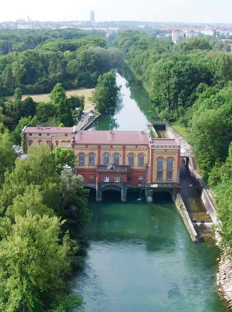 Augsburg, el origen de las hidroeléctricas | viajeras.com