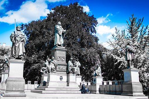 Monumentos a Lutero