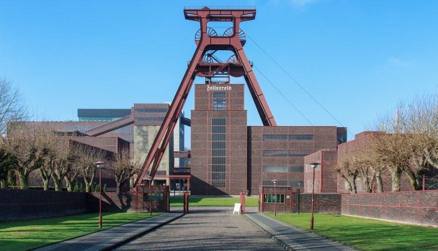Mina de carbón de Zollverein en Essen | viajeras.com