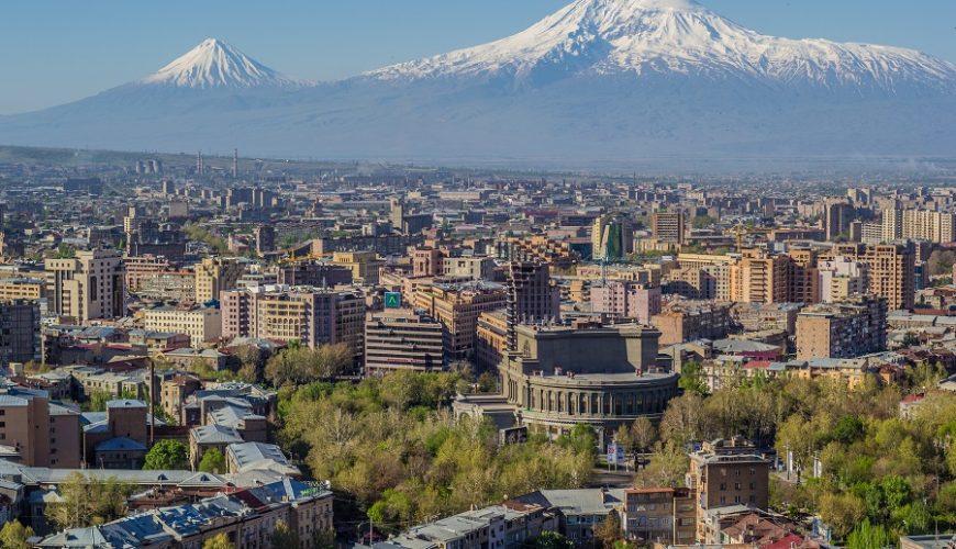 Viaje a Ereván en Armenia | viajeras.com