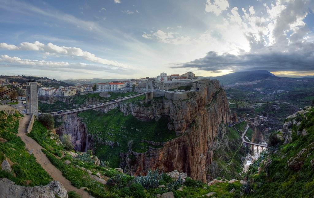 Viaje a Constantine en Argelia   Viajeras