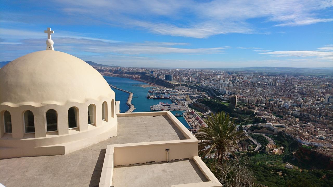 Viaje a Orán en Argelia   Viajeras